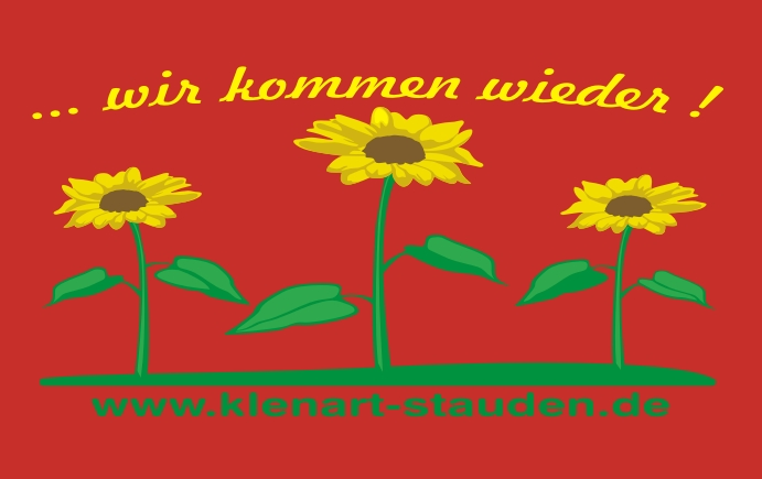 Logo Gärtnerei Klenart-Stauden Erfurt