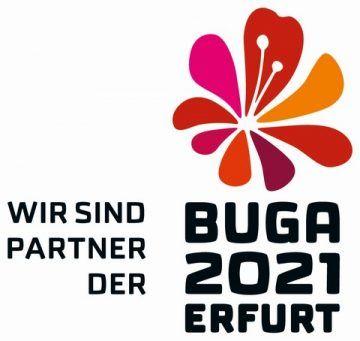 Wir sind Partner der Bundesgartenschau Erfurt 2021