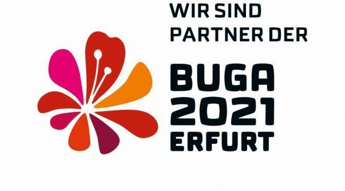 BUGA Erfurt 2021 eröffnet