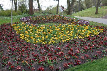 Frühjahrsblüher im ega-Park