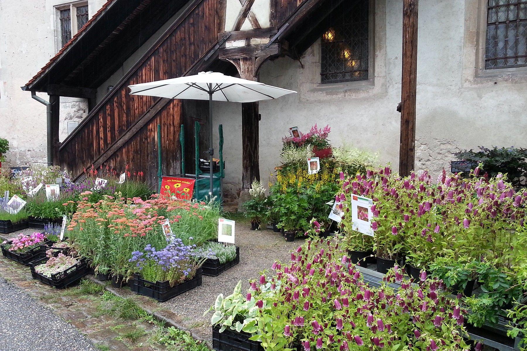 Messe, Markt, Pflanzenbörse 08